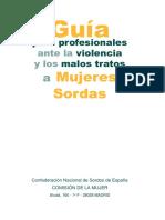 CNSE Guia Profesionales Violencia Mujeres Sordas
