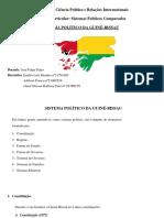 Licenciatura Ciência Política e Relações Internacionais Pwpp