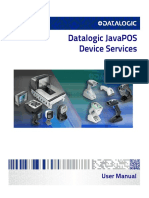 Manual JAVA POS datalogic