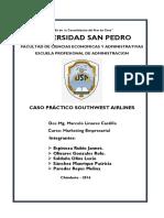 Caso Práctico Análisis Southwest Airlines 2016