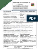 PLAN DE CLASES 9-II