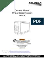 Generac 11W User Guide