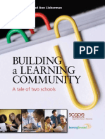Building Learning Community Tale Two Schools