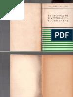 carlosboschgarciatecnicadeinvestigaciondocumentalcaracasunivrsidadcentraldevenezuela1972.pdf