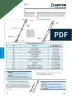 T14 Tilt Up Wall Braces Product Data 336748