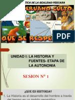 Historia Critica de La Realidad Peruana