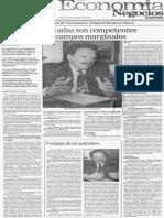 Edgard Romero Nava - Petroleras Privadas Son Competentes Para Reactivar Campos Marginales - El Nacional 21.10.1991