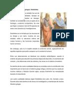 Medicina y Filósofos Griegos