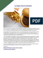 Dia 20 Mas Sobre Las Happy Meal de McDonalds