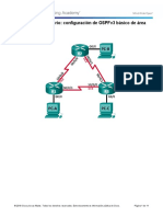 6.2.3.6 Packet Tracer - Configuring Multiarea OSPFv2 Instructions