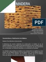 Presentacion Madera