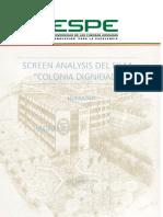 Screen Analisis La colonia