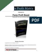 Forex Profit Boost Manual