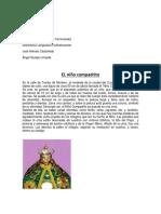 Aspectos de Poder Español Para Ejercer La Colonialidad