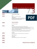 Revista Economia e sociedade