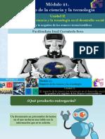 Act. 5 Lo Positivo y Lo Negativo de Los Avances Tecnocientíficos/M21