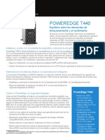 Poweredge t440 Spec Sheet Mx