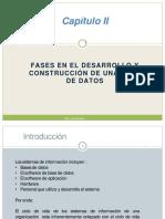 Capitulo II SISTEMA DE BASES DE DATOS
