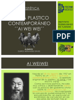 Ai Wei Wei. Estetica.
