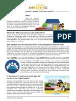 7 Ambisyon Natin 2040 Philippine Long Term Vision