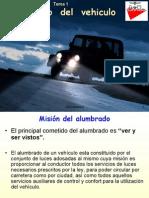T1 (Presentacion) Alumbrado Del Vehiculo