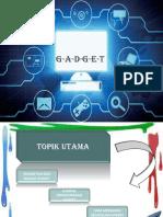 Bahaya Gadget
