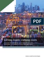Lifting Loads Cutting Costs