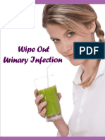 Wipe Out Urinary Infection