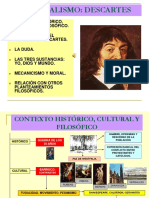 Racionalismo de Descartes