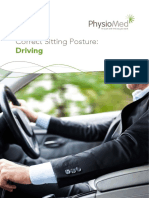 Physiomed Sitting Guide - Driving Digital