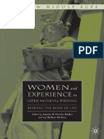 (New Middle Ages) Anneke B. Mulder-Bakker - Women and Experience in Later Medieval Writing_ Reading the Book of Life (New Middle Ages)  -Palgrave Macmillan (2009).pdf