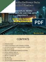 Automatic Railway Gate Control System Dtdp Amar