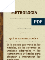 INTRODUCCION METROLOGIA