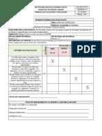 Rúbrica - Primero - 8 - Producción Textual