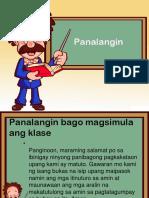 Demo Sa Linggwistika