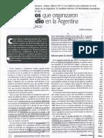 """Montero """"Los Objetivos Que Organizan El Nivel Medio en La Argentina. Un Análisis Histórico"""""""