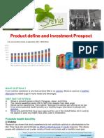 STEVIA farming & Indonesia Market prospect