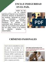 DELINCUENCIA E INSEGURIDAD EN EL PAÍS.pptx
