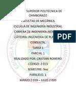 Lean Manufacturing Cristian Romero