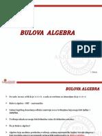11. Bulova Algebra