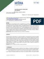 Fibras de Aço Em Blocos de Concreto - Estudo Para Utilização Em Ambiente Marítimo
