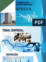 Administracion de Empresa