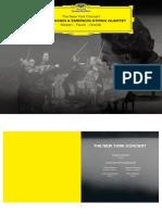 Evgeny Kissin - The New York Concert DG 2019