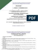 Program Confer Int A FLLS 2010