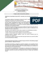 Conseil des ministres - mardi 07 mai 2019.docx