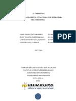 PROPUESTA DEL PLANTEAMIENTO ESTRATEGICO Y DE ESTRUCTURA ORGANIZACIONAL.docx