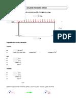 Análisis de Pórtico - Estructural II