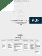 Politica de Salud Publica Mapa Conceptual