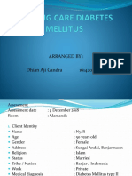 PPT NURSING CARE DIABETES MELLITUS.pptx