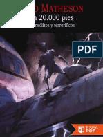 Pesadilla a 20.000 pies y otros - Richard Matheson.pdf